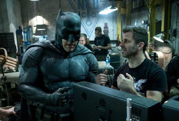Зак Снайдер назвал Бена Аффлека «Лучшим Бэтменом»