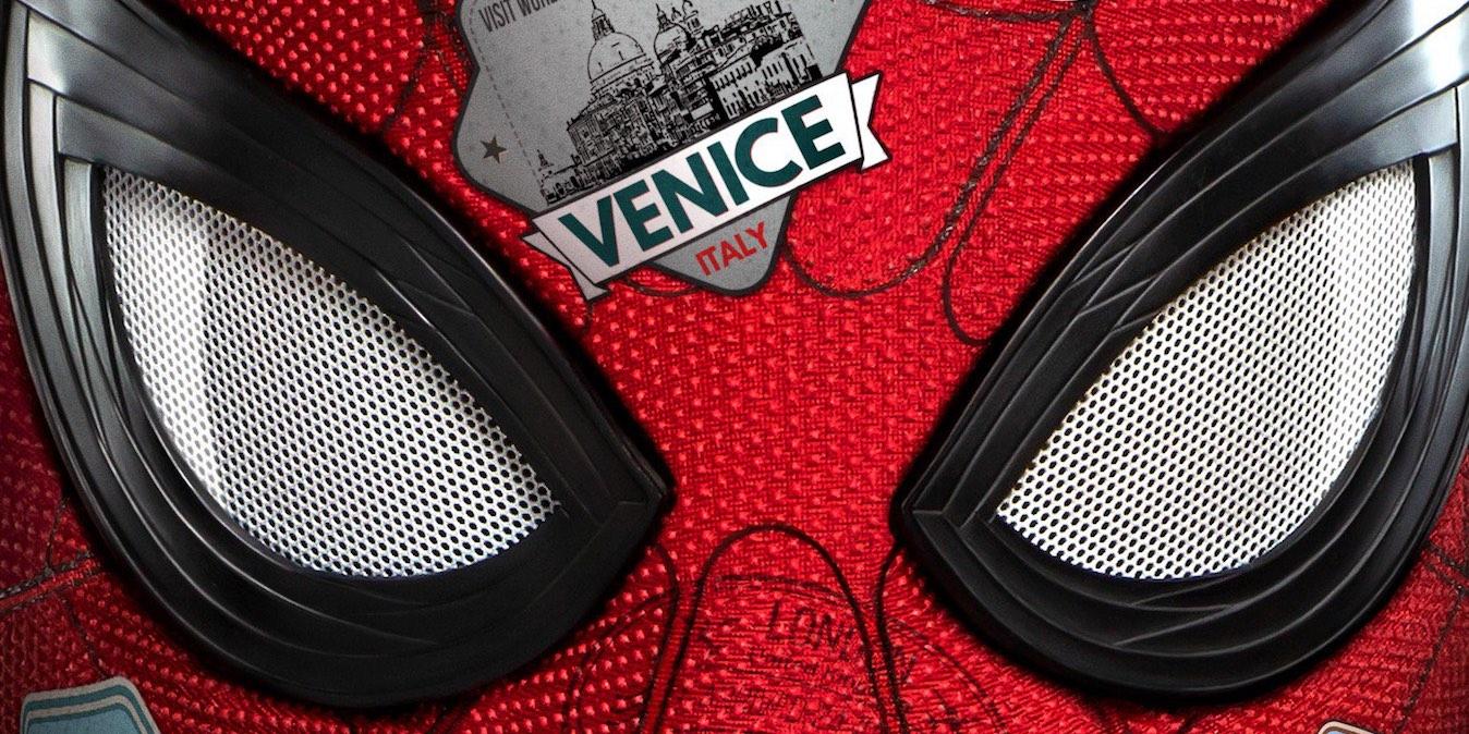 «Человек-паук: Вдали от дома»: Новые фотографии