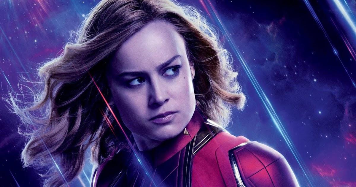 Кажется у Marvel проблемы с капитаном Марвел