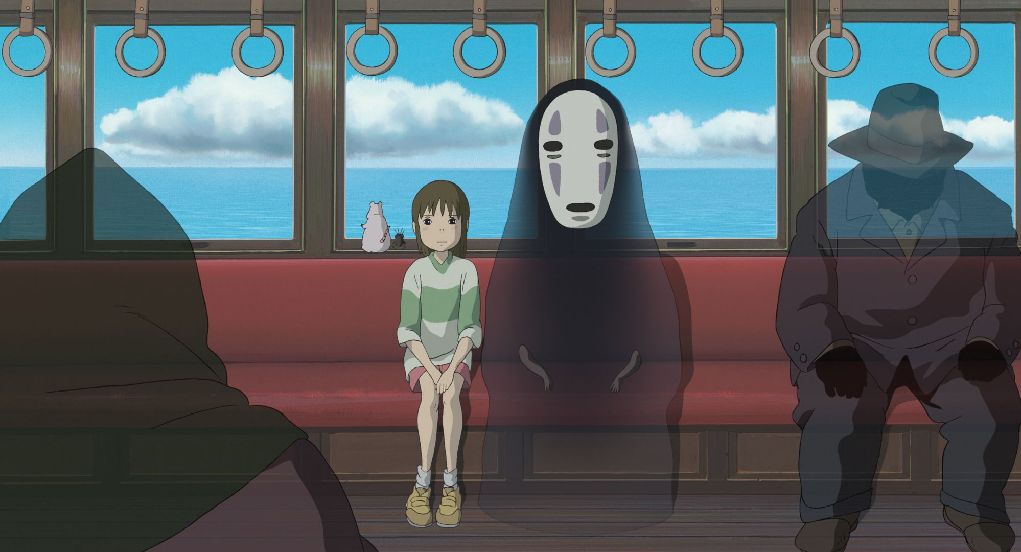 «Унесённые призраками» Хаяо Миядзаки спустя 18 лет, выходит в Китае