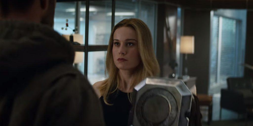У Marvel большие проблемы с капитаном Марвел