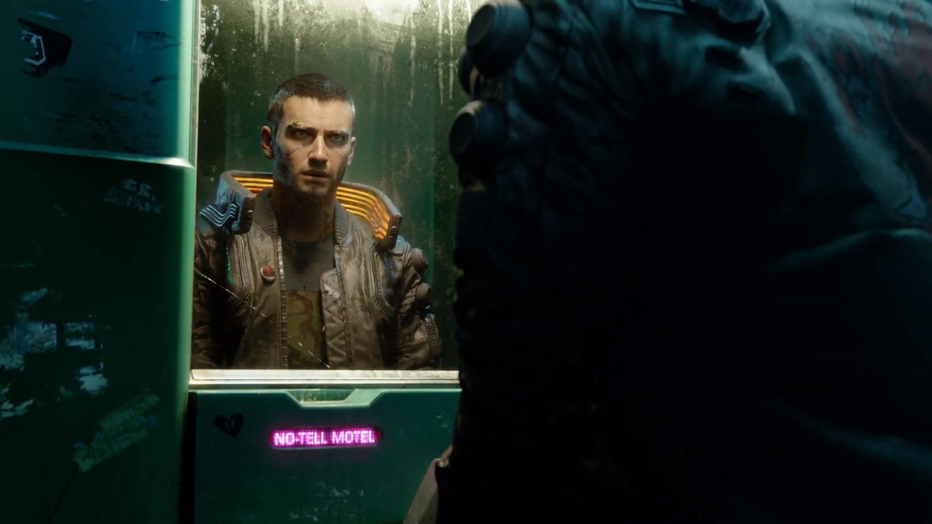 Демо «Cyberpunk 2077»