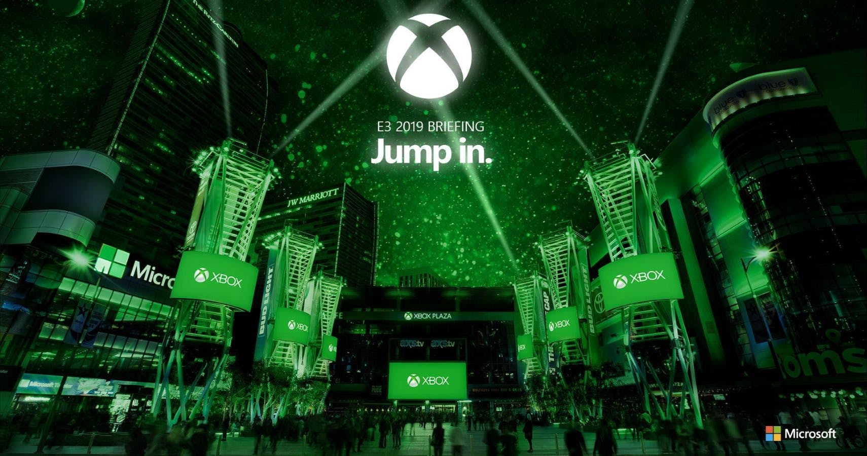 Все 60 игр для Xbox представленных на E3 2019