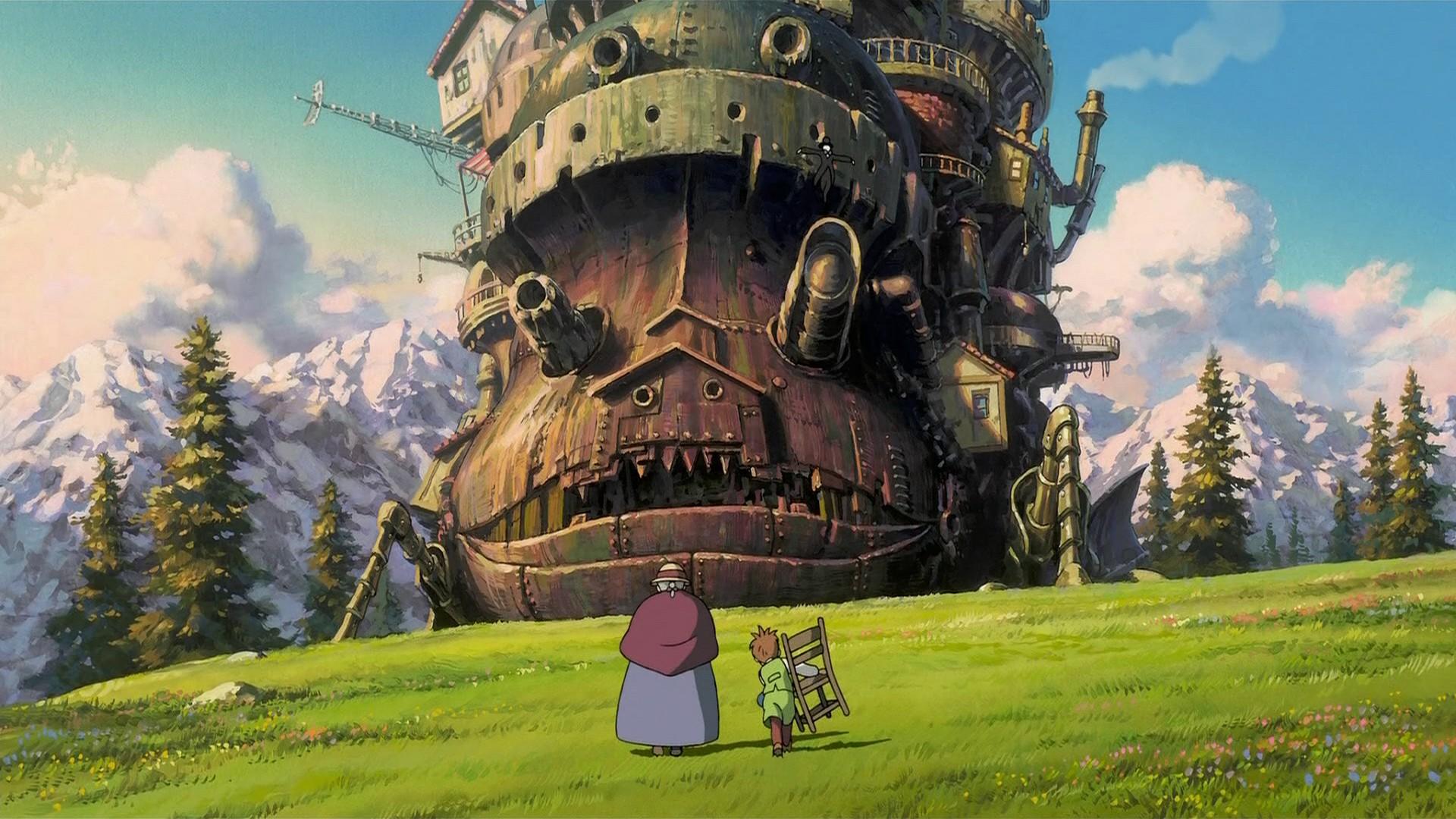 Открытие парка Studio Ghibli в Японии состоится в 2022 году