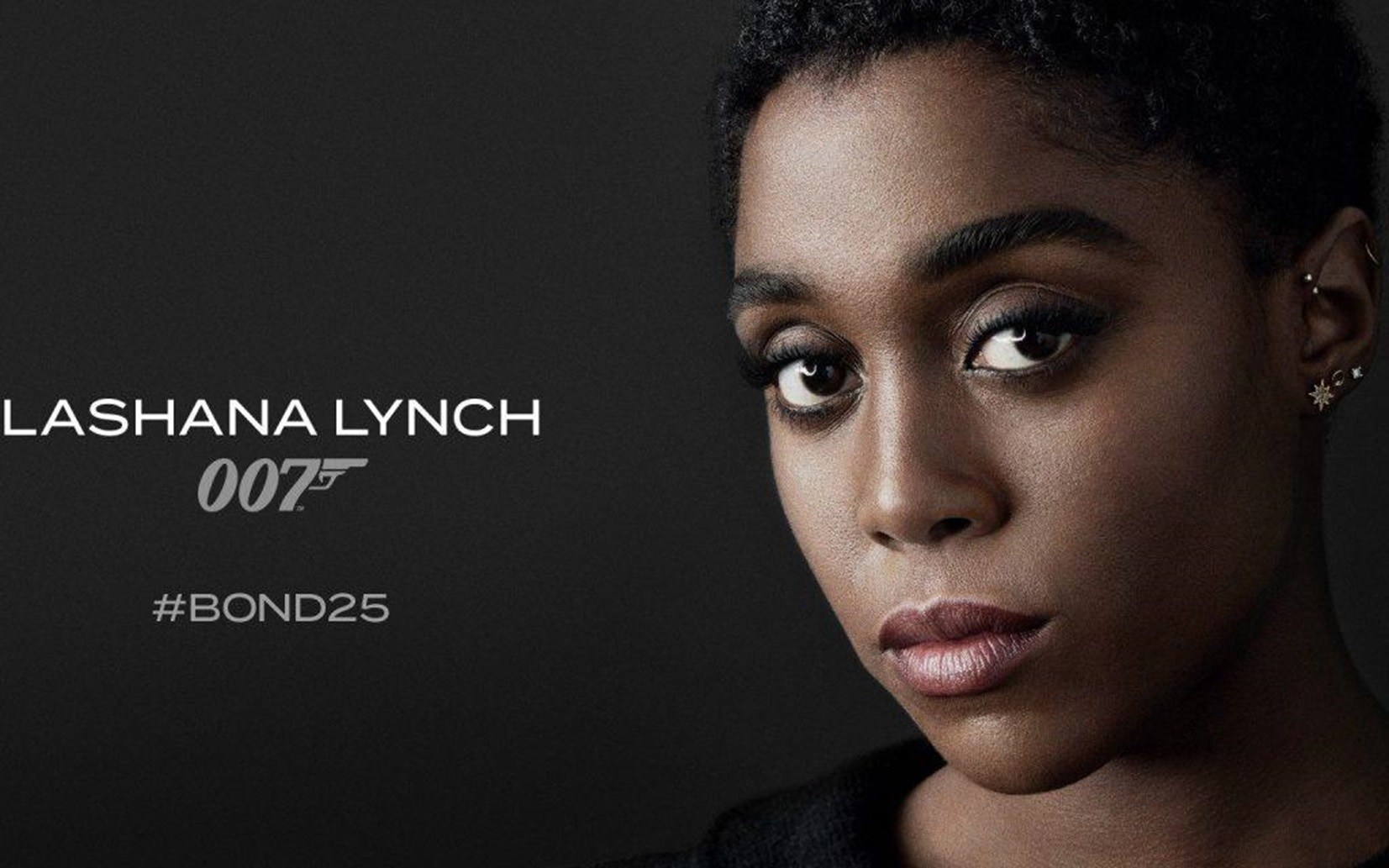 Нет, Лашана Линч - это не новый Джеймс Бонд