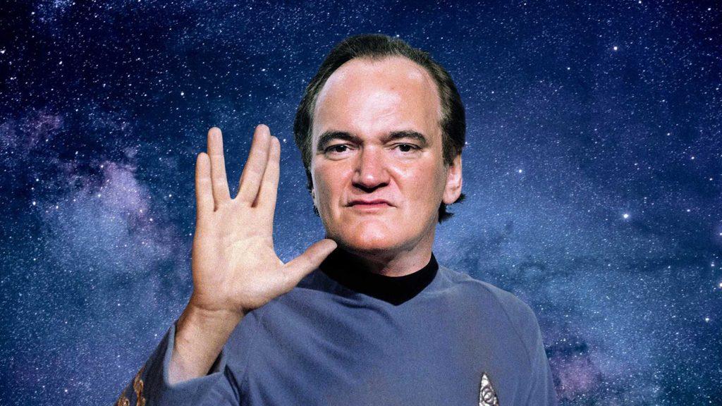 «Звездный путь» Квентина Тарантино будет чтивом, но в космосе