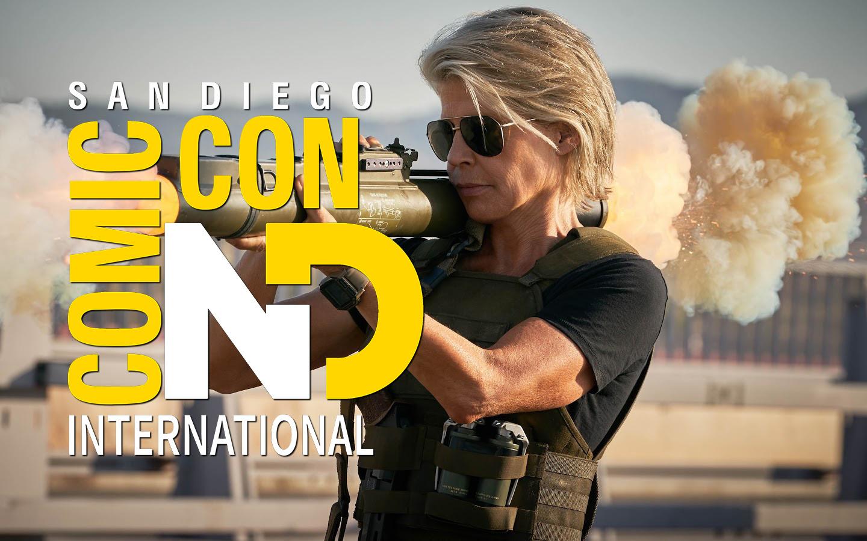 Все трейлеры с Comic-Con 2019
