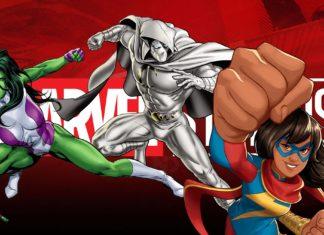 Marvel представляет 3 новых сериала на Disney +