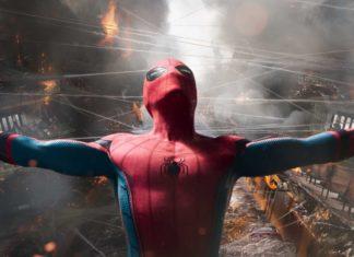 Том Холланд все еще человек-паук
