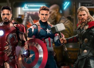 Если бы Мстители были персонажами Cyberpunk 2077