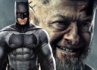 Бэтмен покажет Энди Серкиса в роли Альфреда Пенниворта