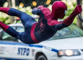 Человек-паук взлетит над удивительной страной Disney