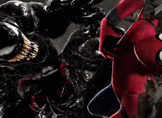 Как может выглядеть человек-паук слившийся с Веномом