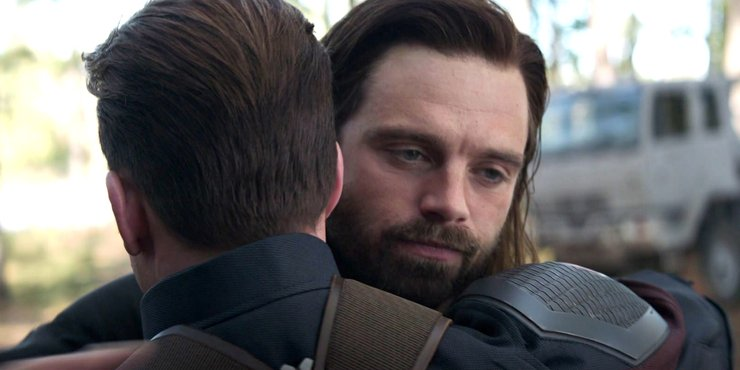 Почему Капитан Америка не отдал свой щит Баки в Финале