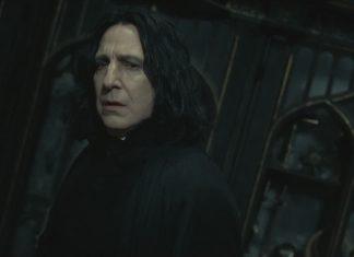 Гарри Поттер: Джоан Роулинг делится своим вдохновением для имени Снейпа