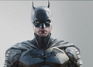 Фан-арт Бэтмена бросает пристальный взгляд на костюм Роберта Паттинсона