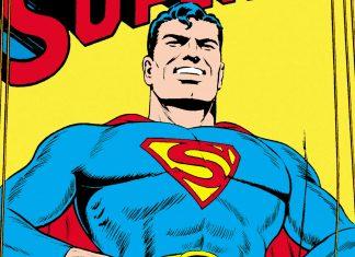 Супермен на самом деле не первый супергерой DC